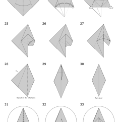 Origami Eagle Instructions Diagram Fan Switch Wiring Squirrel Jo Nakashima If You Find Some Step Difficult Can More Detailed In The Video Tutorial