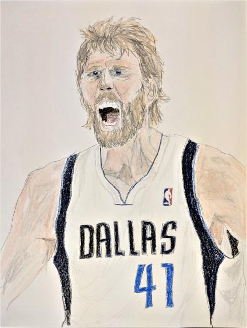 Dirk Nowitzki, Dallas Mavericks legend