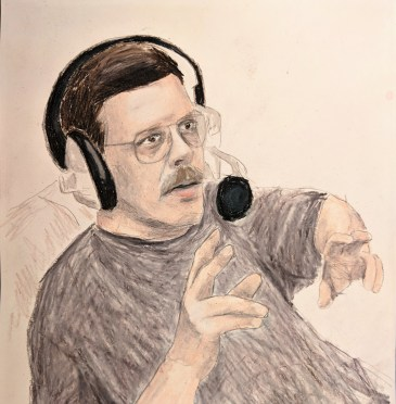 Art Bell from his Coast to Coast AM Days