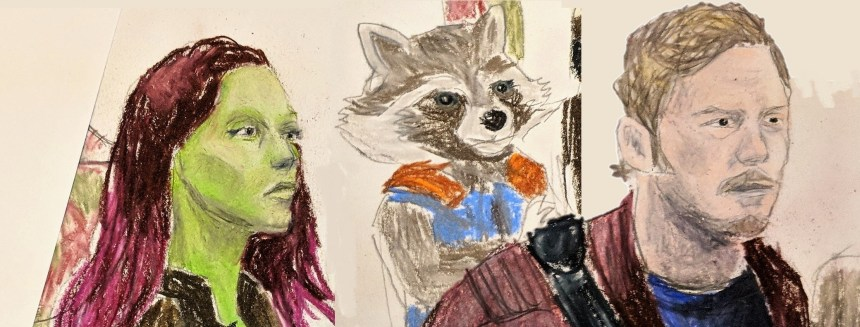 Guardians of the Galaxy Header