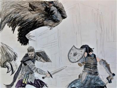 Dragon's Dogma combat