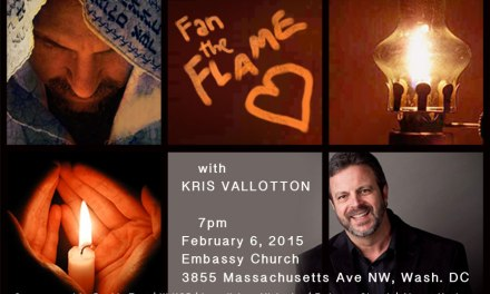 Kris Vallotton—Fan the Flame DC! One Week from Tonight