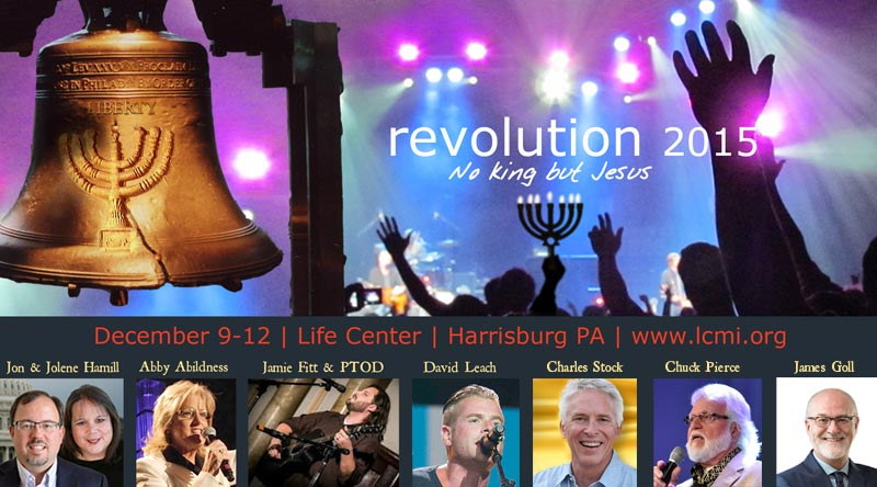 Revolution 2015!  See the new video