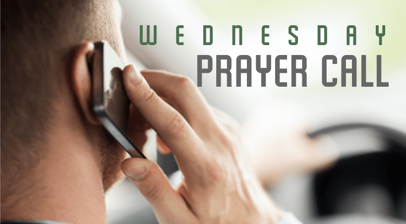 Call Tonight—Taking the Higher Ground! Five Immediate Prayer