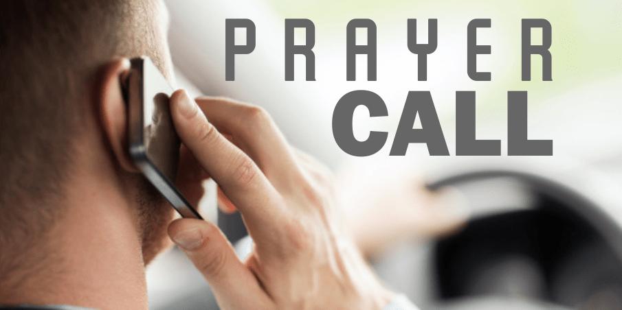 Tonight—Urgent National Prayer Call!