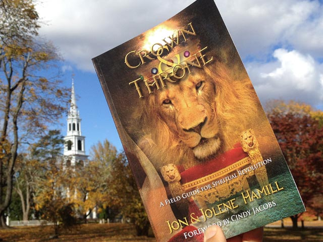 CROWN AND THRONE | Lamplighter Ministries
