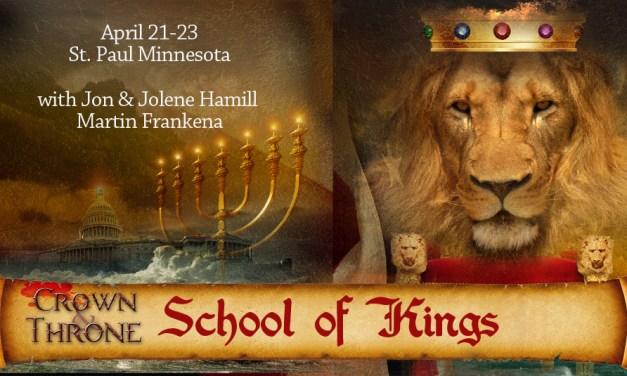Open Heavens! Open Scrolls! Jolene Prophesies New Womens Movement!
