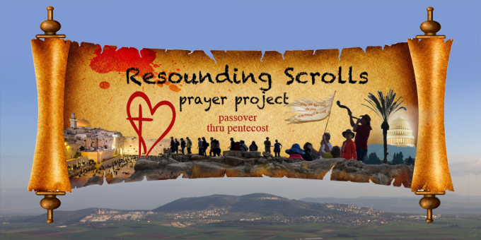 Resounding Scrolls Prayer Project