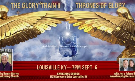 Intact and On Track! Evansville Added! Lessons from the Glory Train