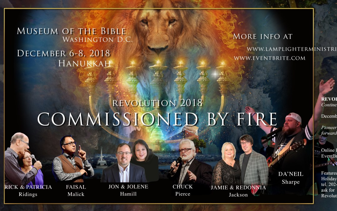 Call Tonight! Plus Live Stream of Revolution Now Available!
