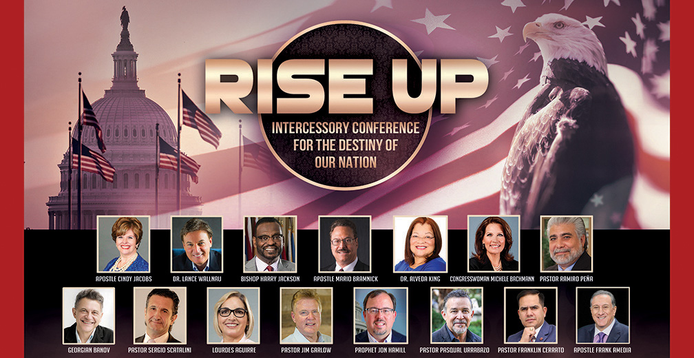 RISE UP! Mandate to Complete the Turnaround