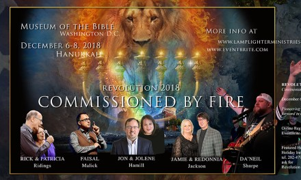 """Completing the Turnaround for 2018 is a Must!""—Prophetic Word"