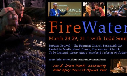 Firewater Brings Freedom! Purim Call Tonight with Todd Smith