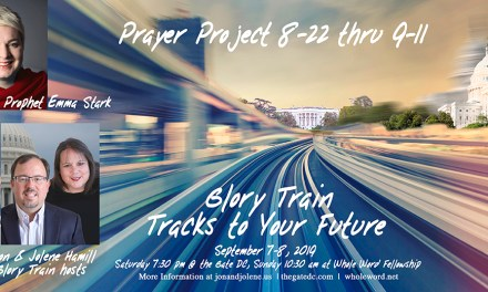 Sept. 7,8—Tracks to Your Future! With Emma Stark, Jon & Jolene