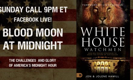 FB LIVE TONIGHT—The Challenges and Glory of America's Midnight Hour