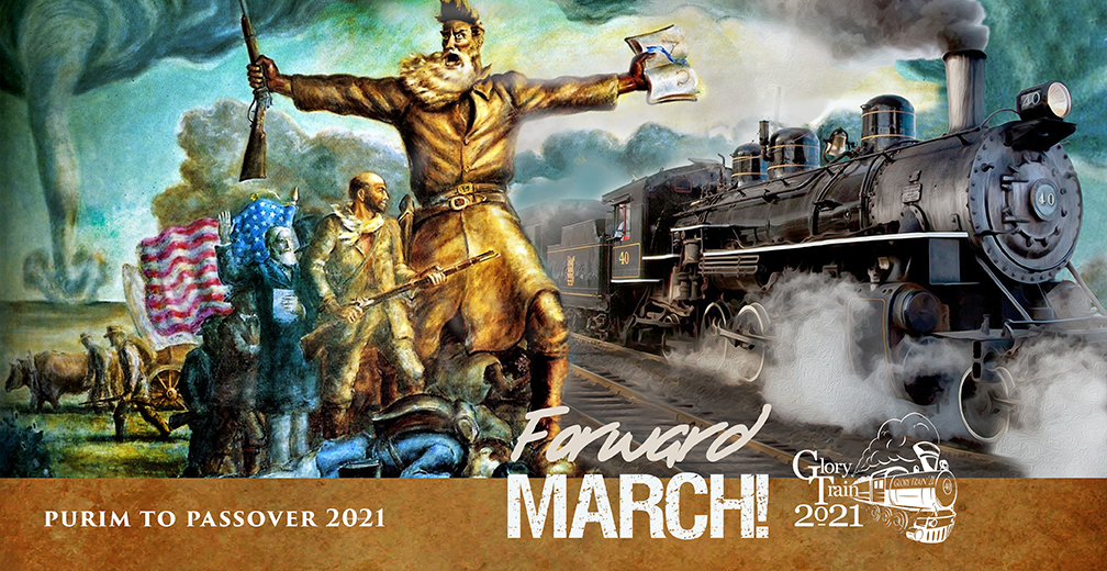 CALL REPLAY! BACK ON TRACK—PURSUE, OVERTAKE, RECOVER ALL! Launching the Glory Train 2021