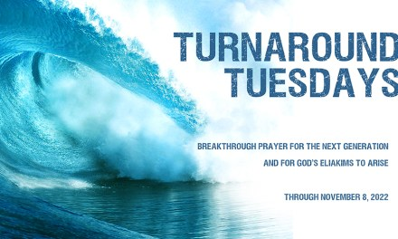 TURNAROUND TUESDAY—I Will Contend, and Save Your Children!