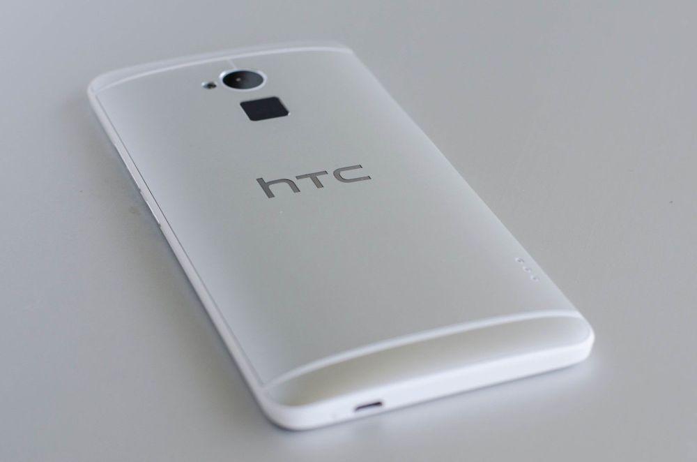 HTC One Max Rückseite