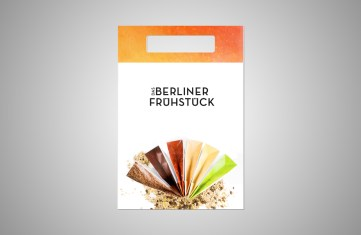 Berliner Frühstück - Cover