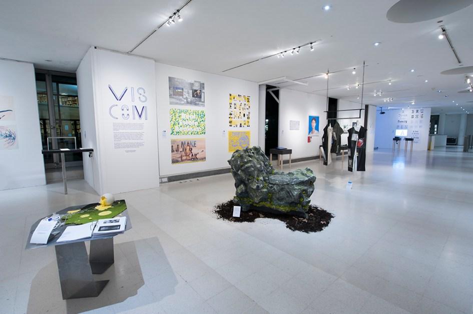 Jonas Berthod - The Brick - Exhibition space