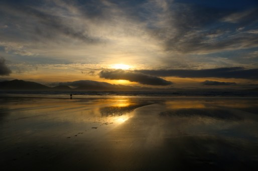 Inch strand, Co. Kerry