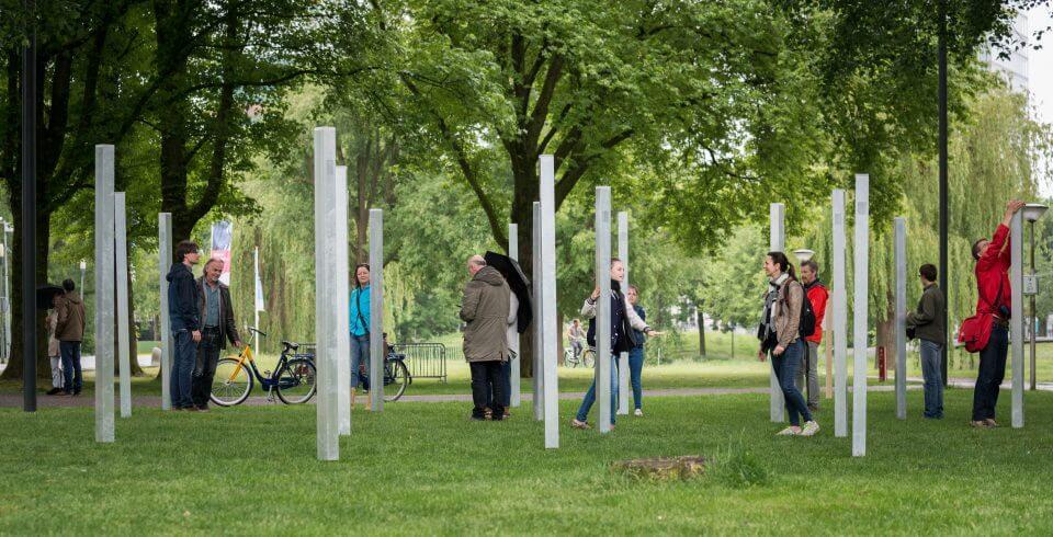 Muziekbos in Eindhoven, Photo by Maarten van den Beemt