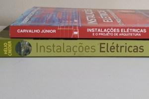 Read more about the article 3 Melhores Livros sobre Instalações Elétricas