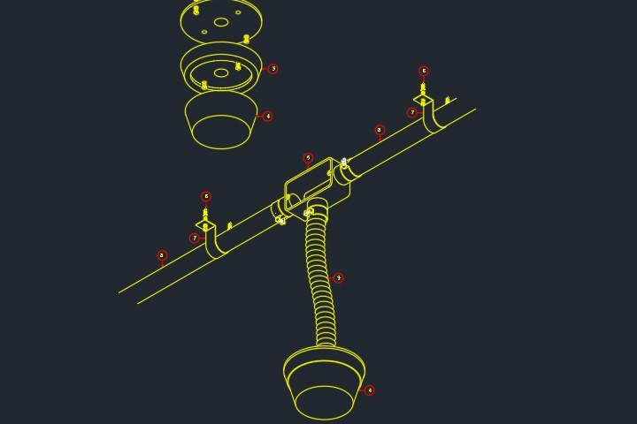 detector-de-incendio-forro-gesso-dwg