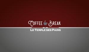 Logo restauration rapide Le temple des Pains Coffee Break