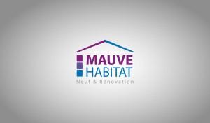 Logo Mauve Habitat