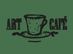 Daily Logo Challenge Art Café