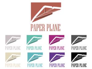 Daily Logo Challenge Paper plane