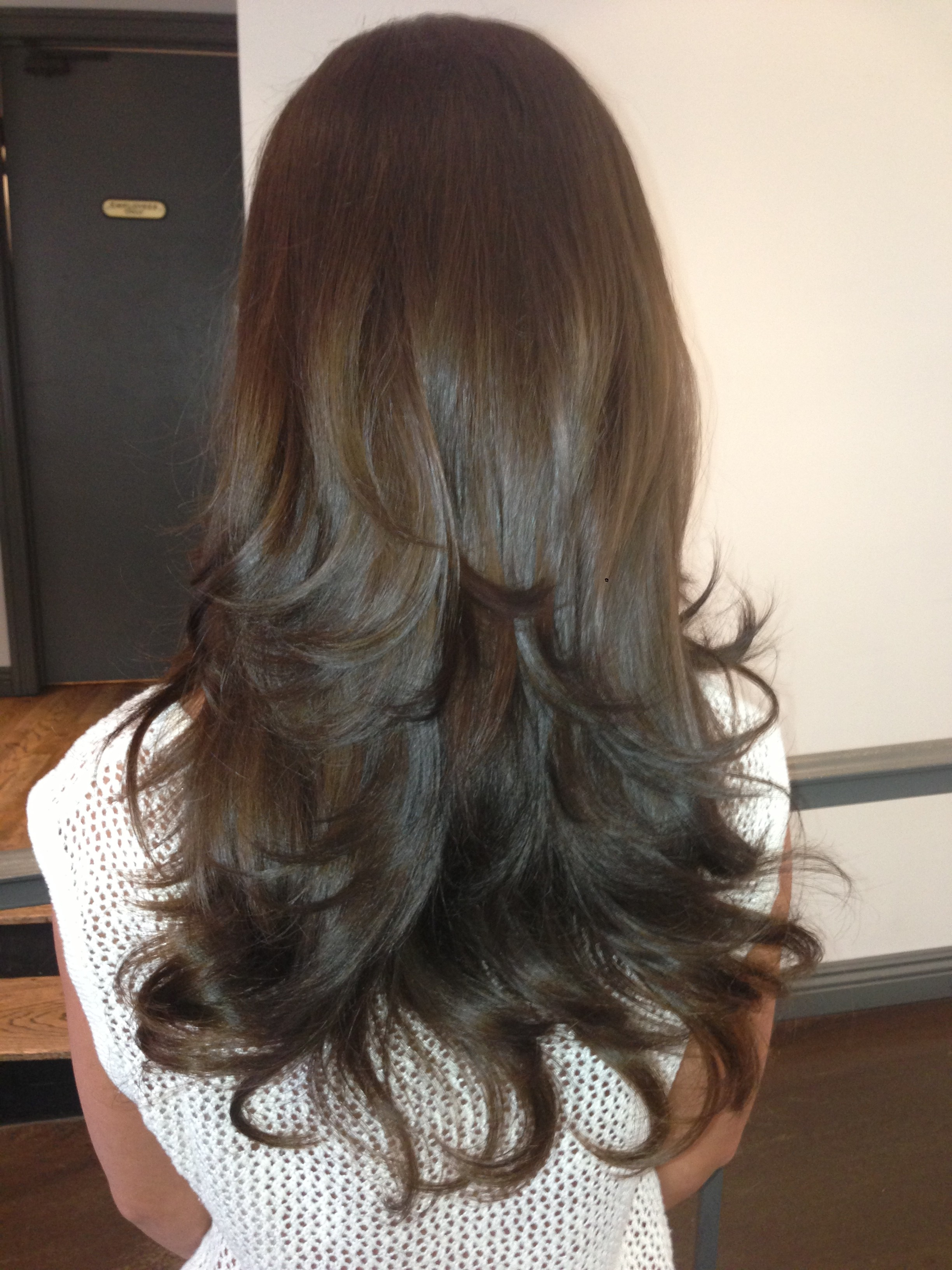 Before And After Natural Hair Extensions JONATHAN Amp GEORGE
