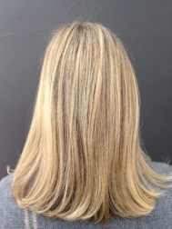 summer blonde highlights