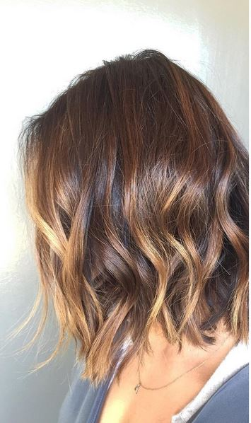 hair envy subtle brunette ombre