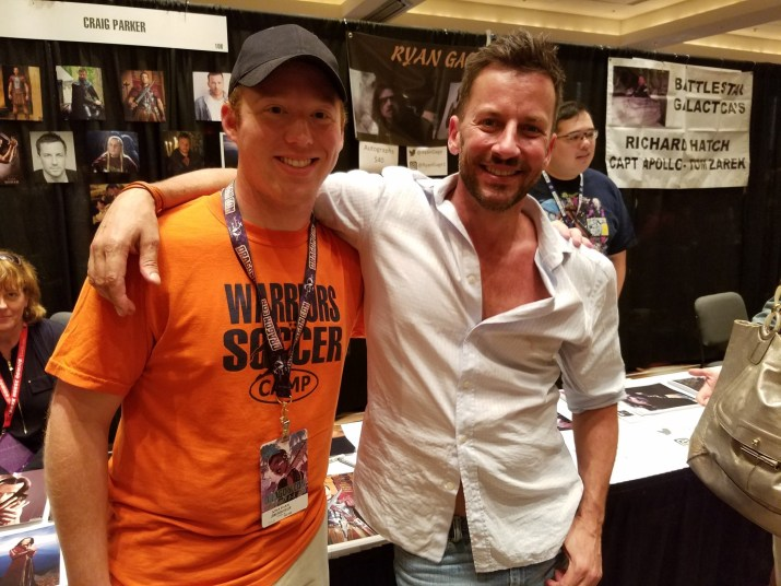 Jonathan and Craig Parker