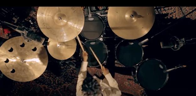 "Jonathan Barber Drum Feature ""Moontrane"""