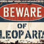 Beware of the Leopard Lessons