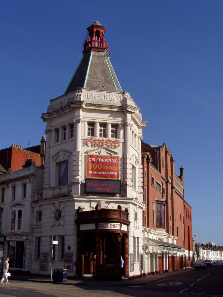 King's Theatre, Southsea (1/4)