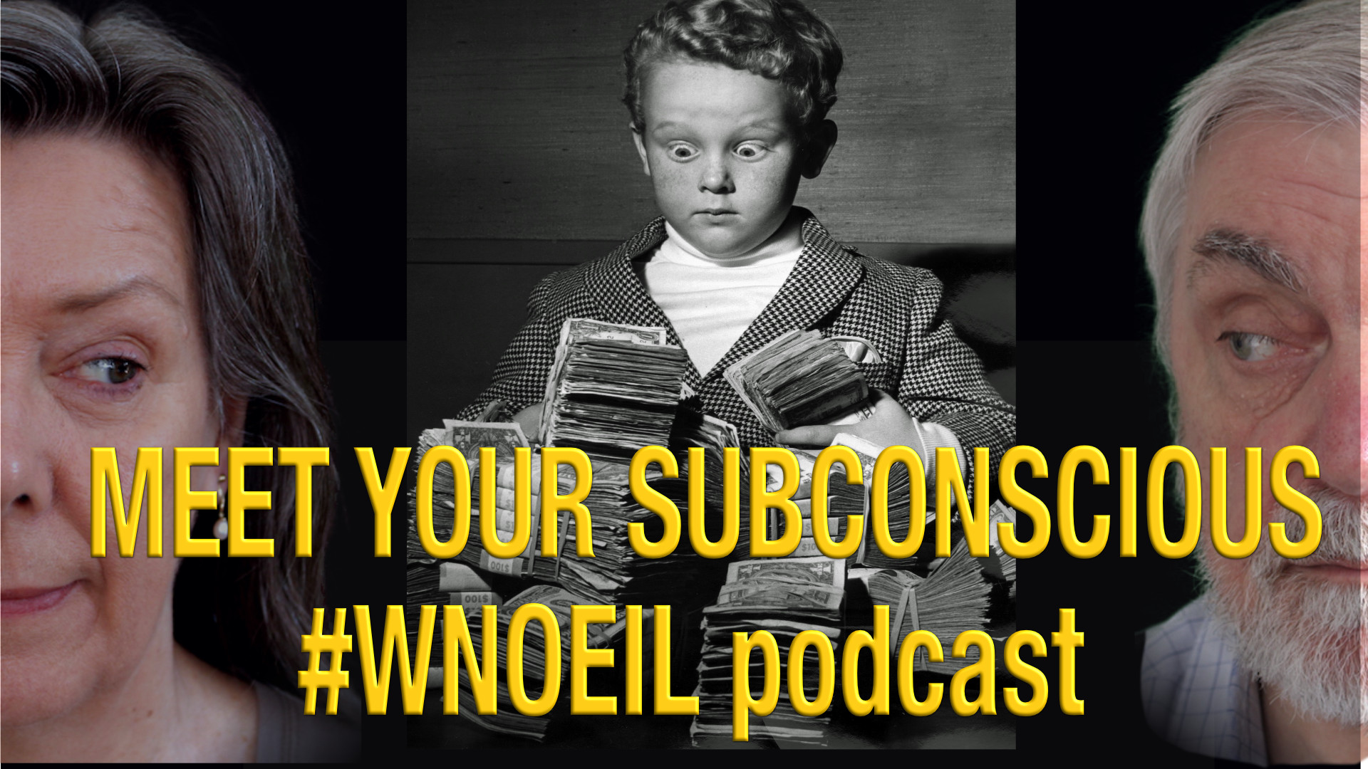 Meet your subconscious Podcast with Jonathan Chase the hypnotist and Jane Bregazzi #wnoeil #subskills #hypnoarts
