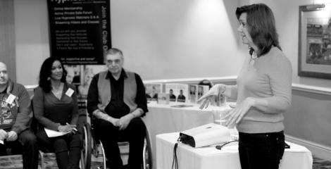 Speaking Jonathan Chase Hypnotist Jane Bregazzi #subskills