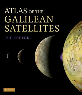 Book cover: Atlas of the Galilean Satellites