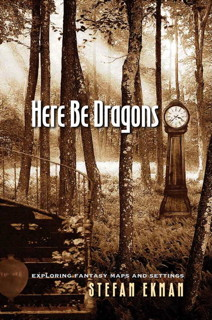 Stefan Ekman: Here Be Dragons (book cover)