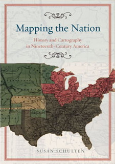 Book cover: Mapping the Nation