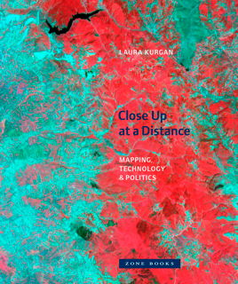 Book cover: Close Up at a Distance