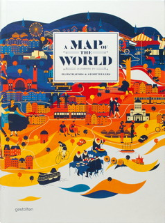 Book cover: A Map of the World