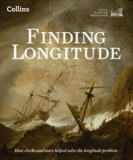 Book cover: Finding Longitude