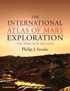 Book cover: International Atlas of Mars Exploration