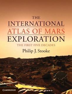 Book cover: International Atlas of Mars Exploration