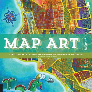 Book cover: Map Art Lab